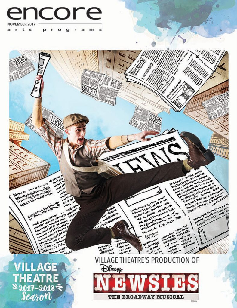 Village Theatre - Disney's Newsies