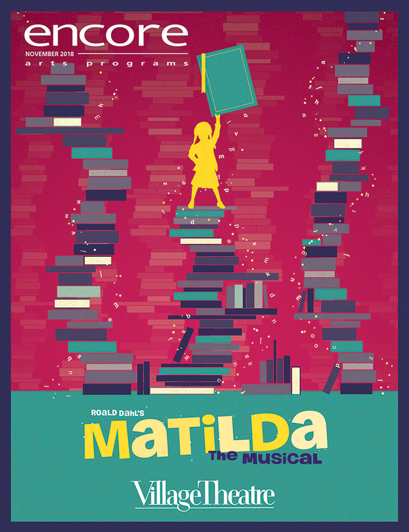 Village Theatre - Matilda the Musical