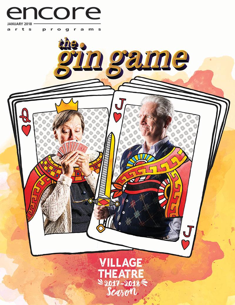 Village Theatre - The Gin Game