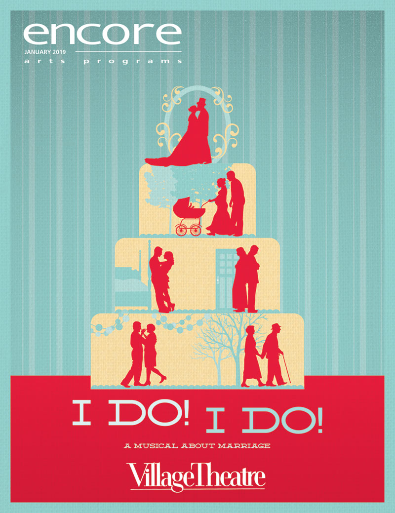 Village Theatre - I Do! I Do!