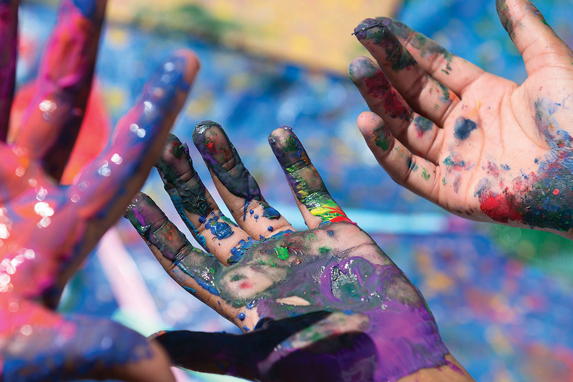 Heidi Durham on the Nonprofit Art with Heart