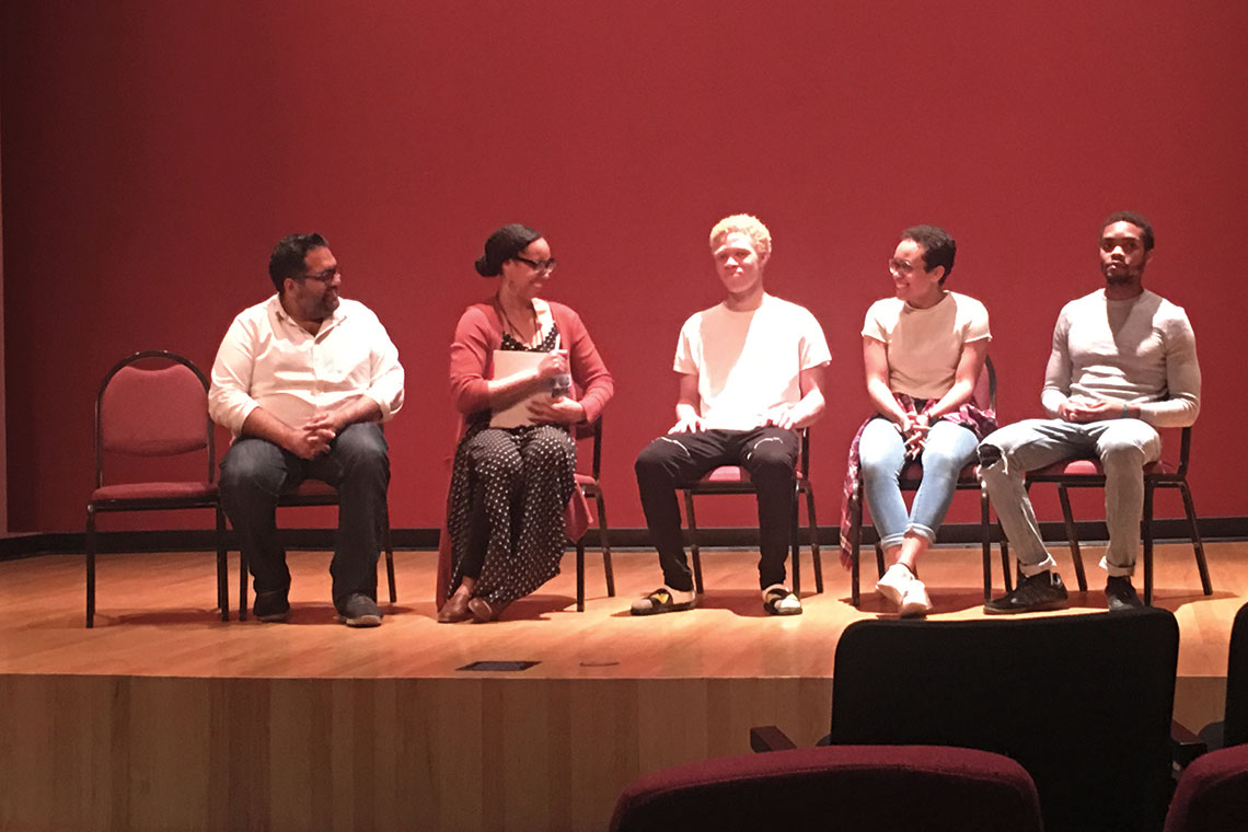 Casting an Actor with Albinism: The Importance of Authenticity on Stage