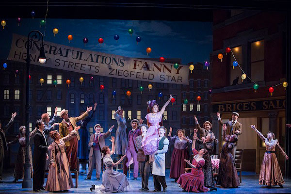 'Funny Girl's' Bumpy Road to Broadway Success