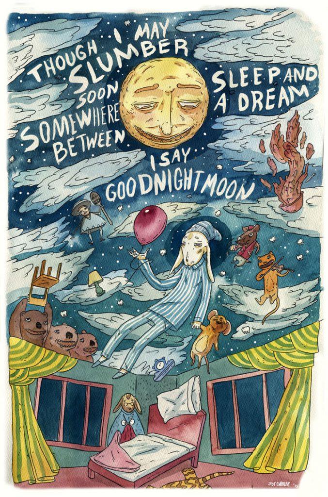 Goodnight Moon by Joe Garber