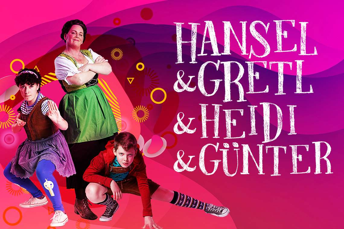 Promo photo for Hansel and Gretl and Heidi and Gunter
