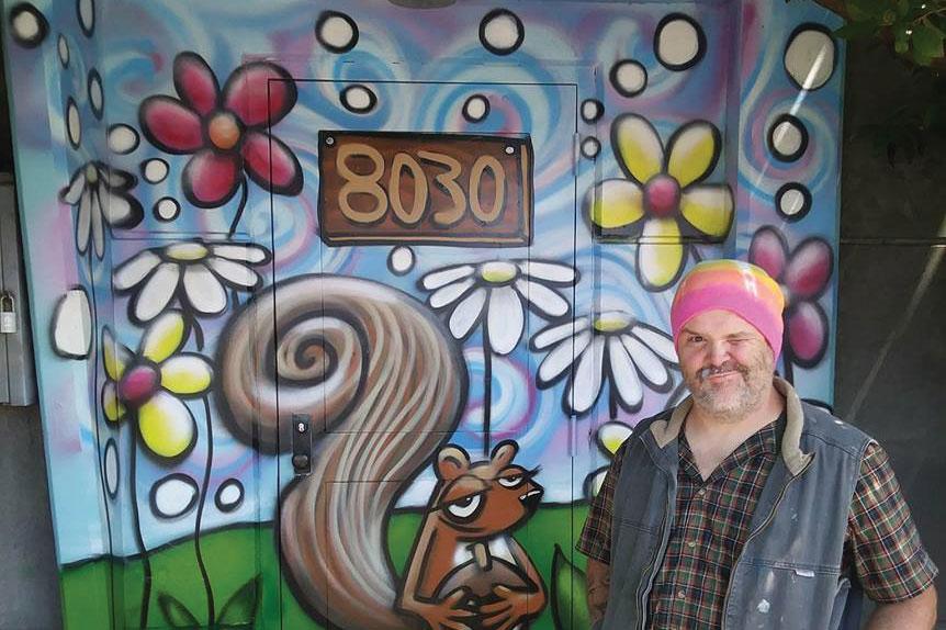 Ryan Henry Ward on Murals in Seattle