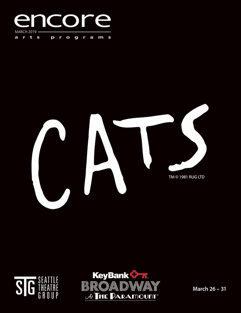 Cats - Broadway at the Paramount