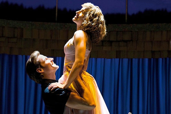 'Dirty Dancing' for the First Time