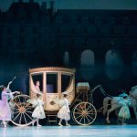 Pacific Northwest Ballet company in Cinderella