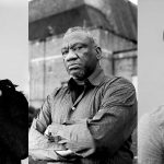 Photographs of choreographers Eva Stone, Miles Pertl and Donald Byrd
