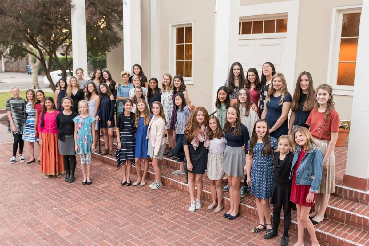 iSing Silicon Valley girl choir