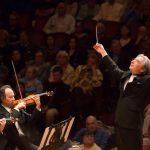 The SF Symphony and Michael Tilson Thomas
