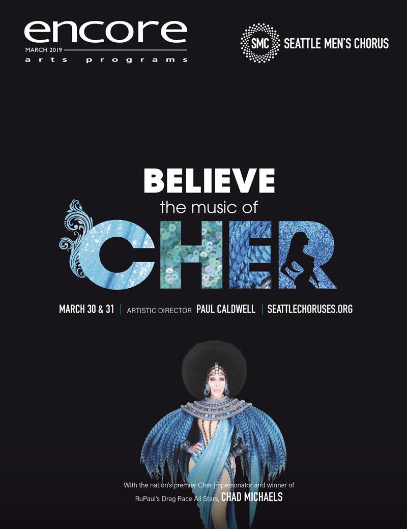 Believe: The Music of Cher - Seattle Men's Chorus