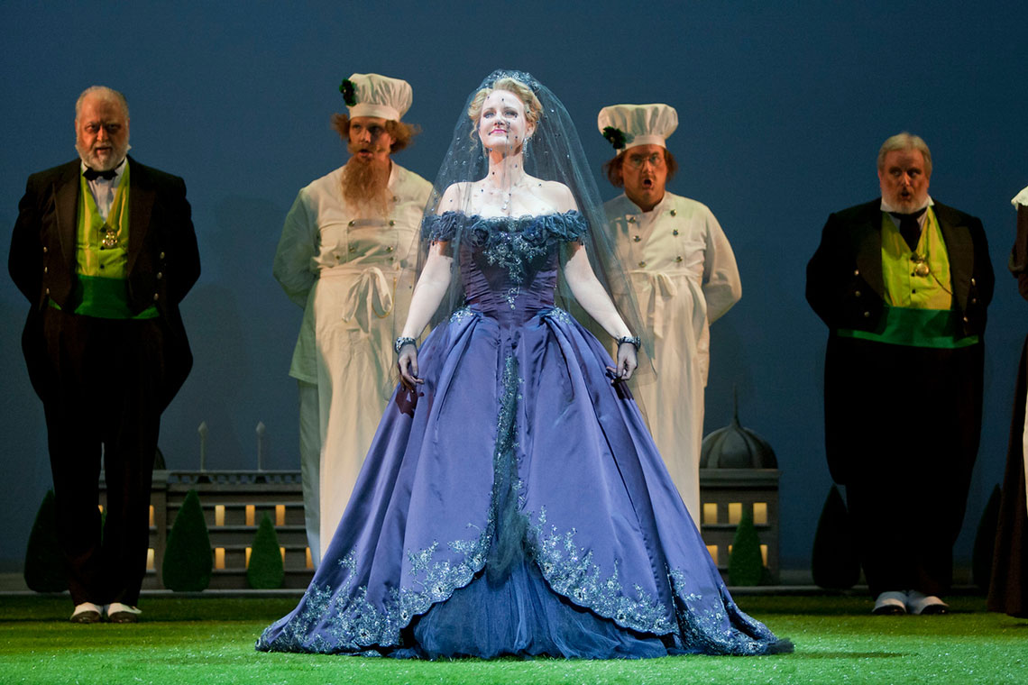 San Diego Opera's 2016 production of Cinderella