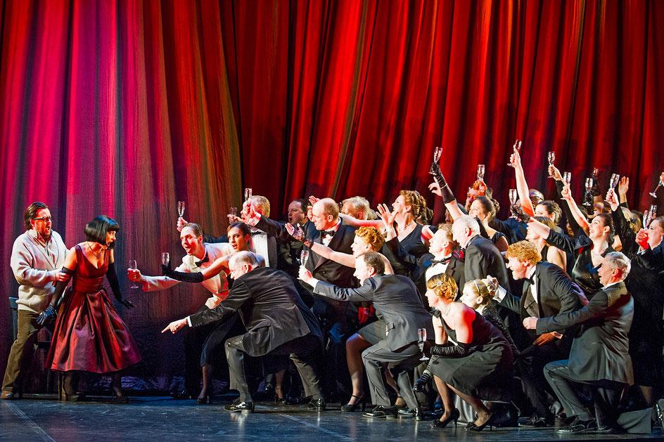 La Traviata - Seattle Opera