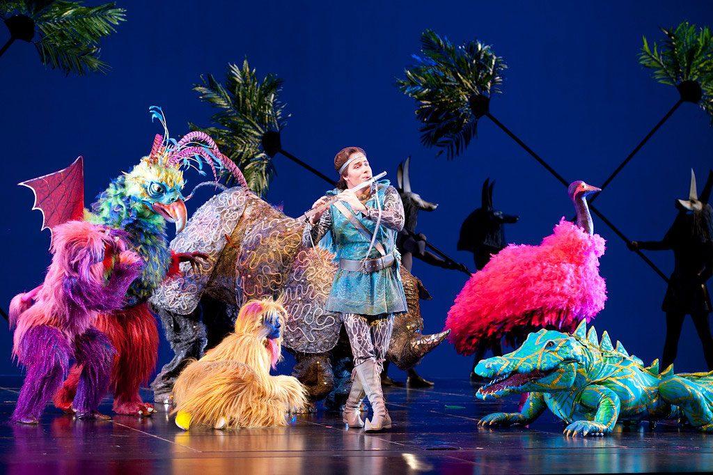 The Magic Flute - Seattle Opera