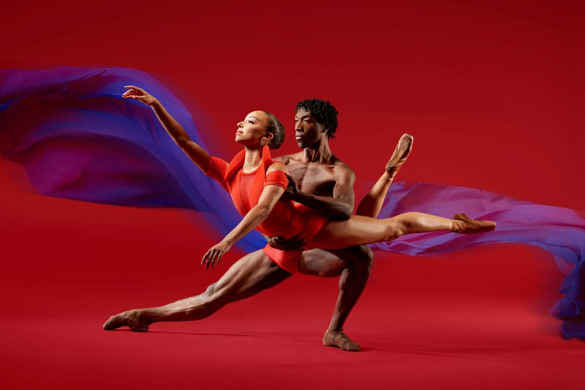 Press photo of Dance Theatre of Harlem