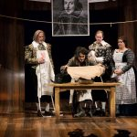 The Cast of Oregon Shakespeare Festival's production of The Book of Will