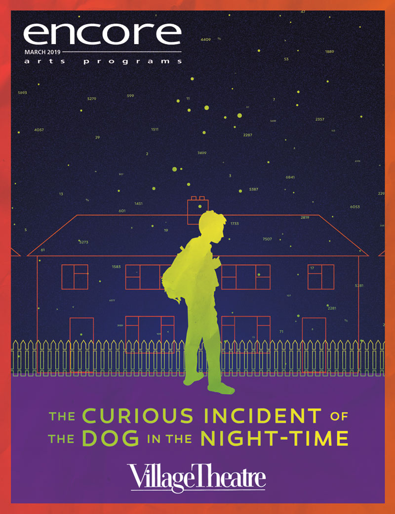Curious Incident of the Dog in the Night-Time - Village Theatre