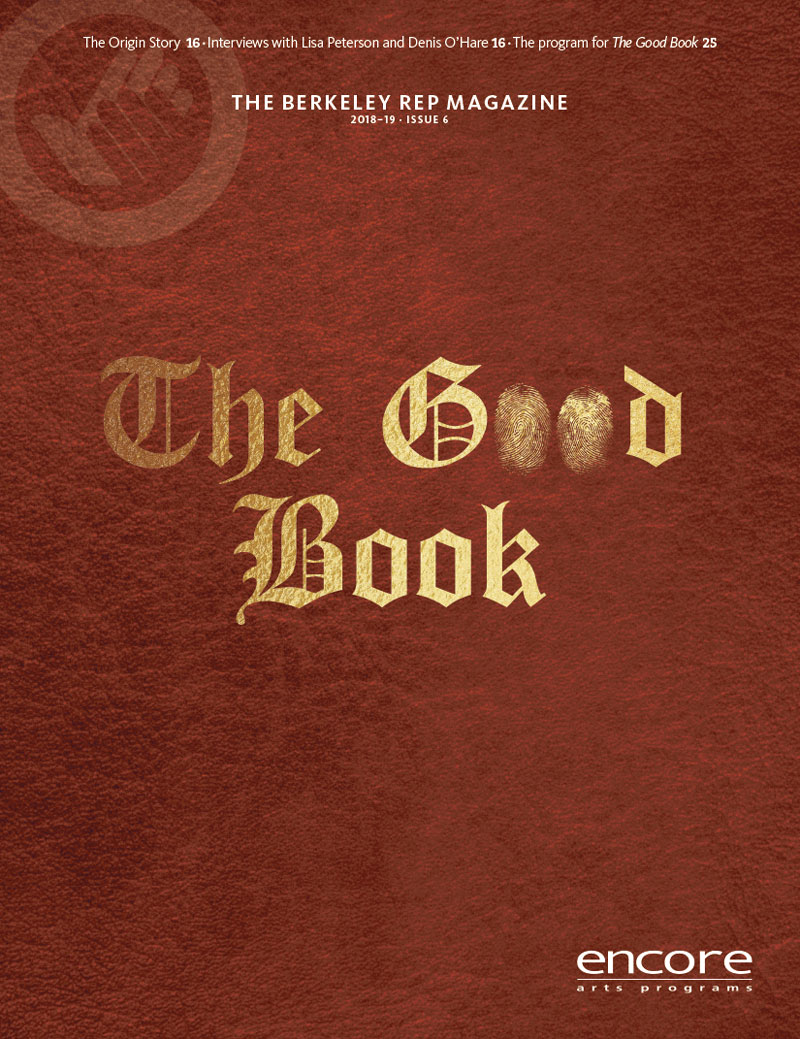 The Good Book - Berkeley Rep