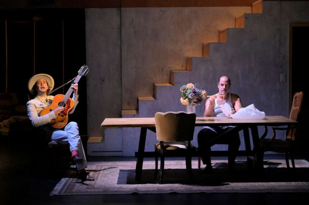 performance of HOME at Berkeley Rep