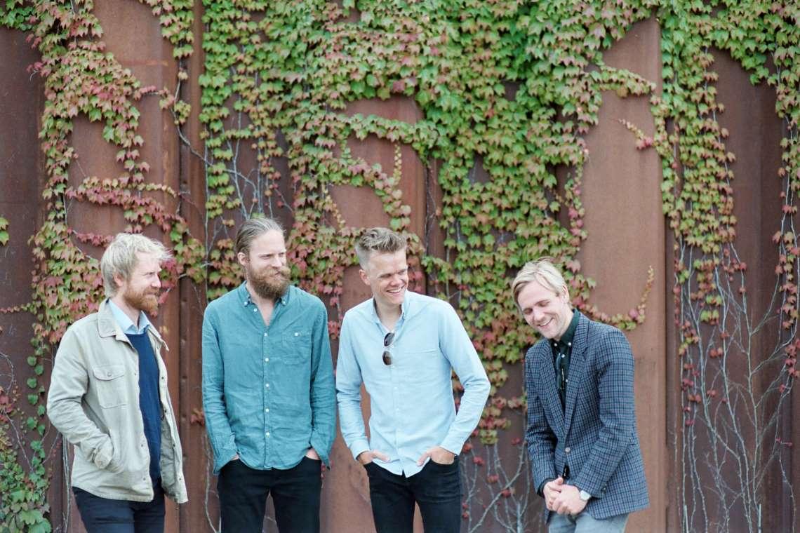 Danish String Quartet press photo