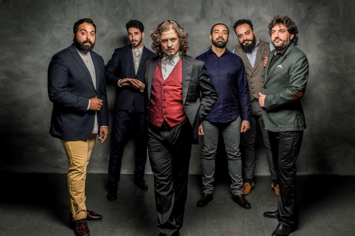 The Paco De Lucía Project press photo