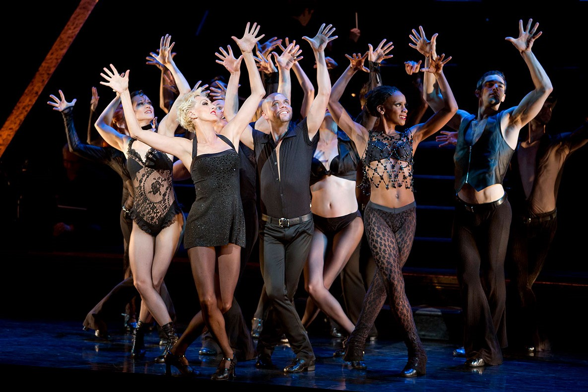 Cast of Broadway's Chicago