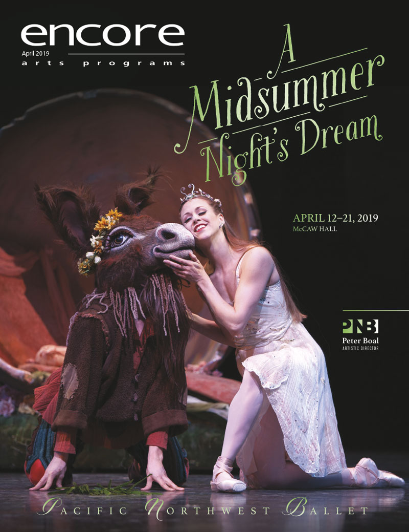 Pacific Northwest Ballet - A Midsummer Night's Dream