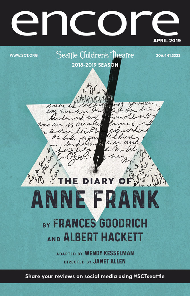 The Diary of Anne Frank - Seattle Children's Theatre