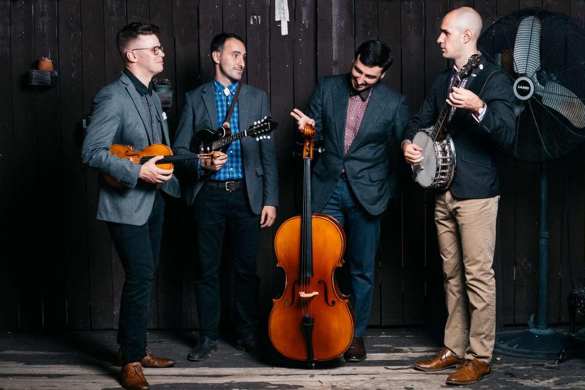 Invoke Multi-String Quartet