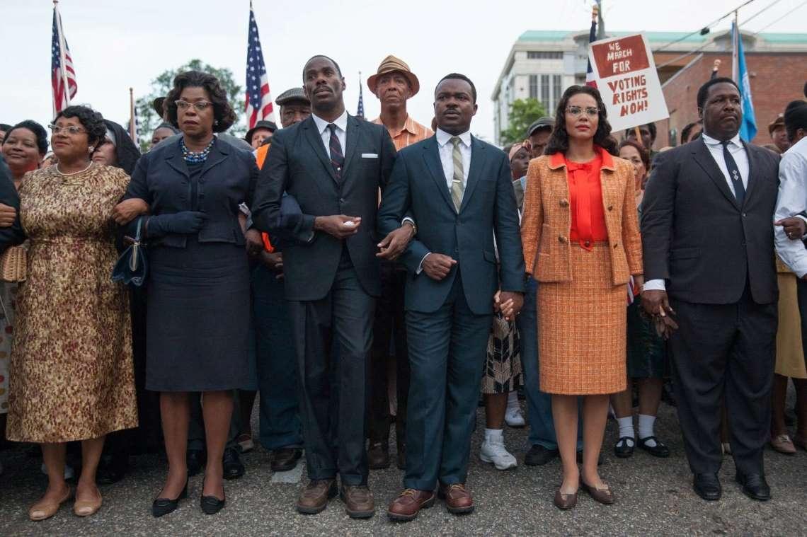 still from film Selma