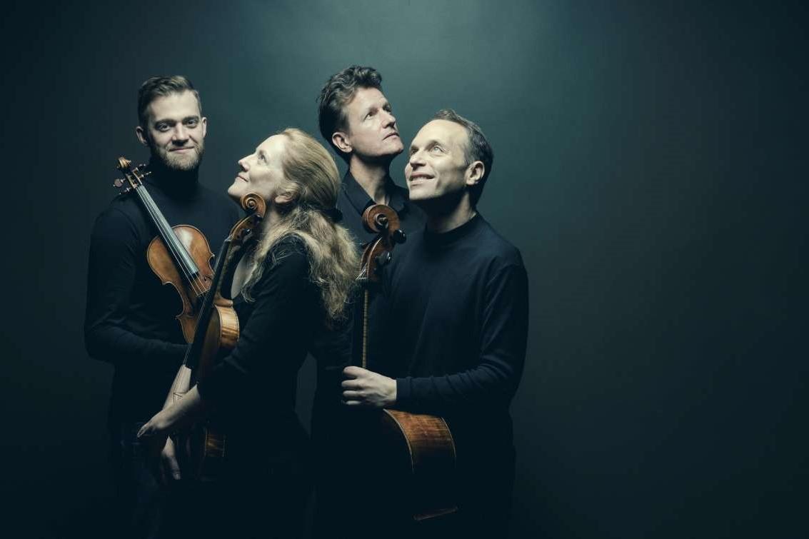 The St. Lawrence String Quartet
