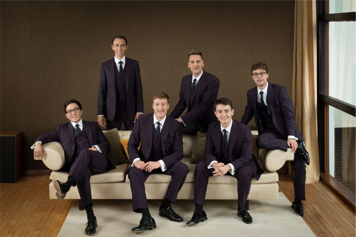vocal group the King's Singers