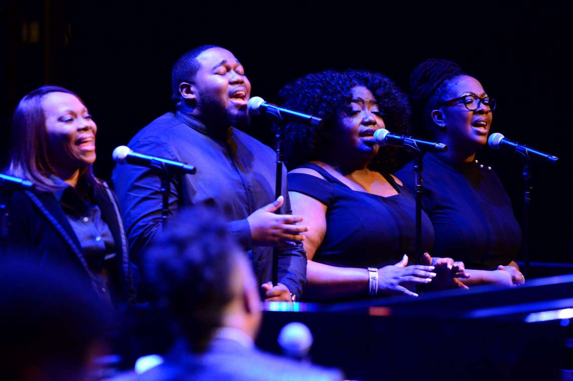 Performance of We Shall Overcome