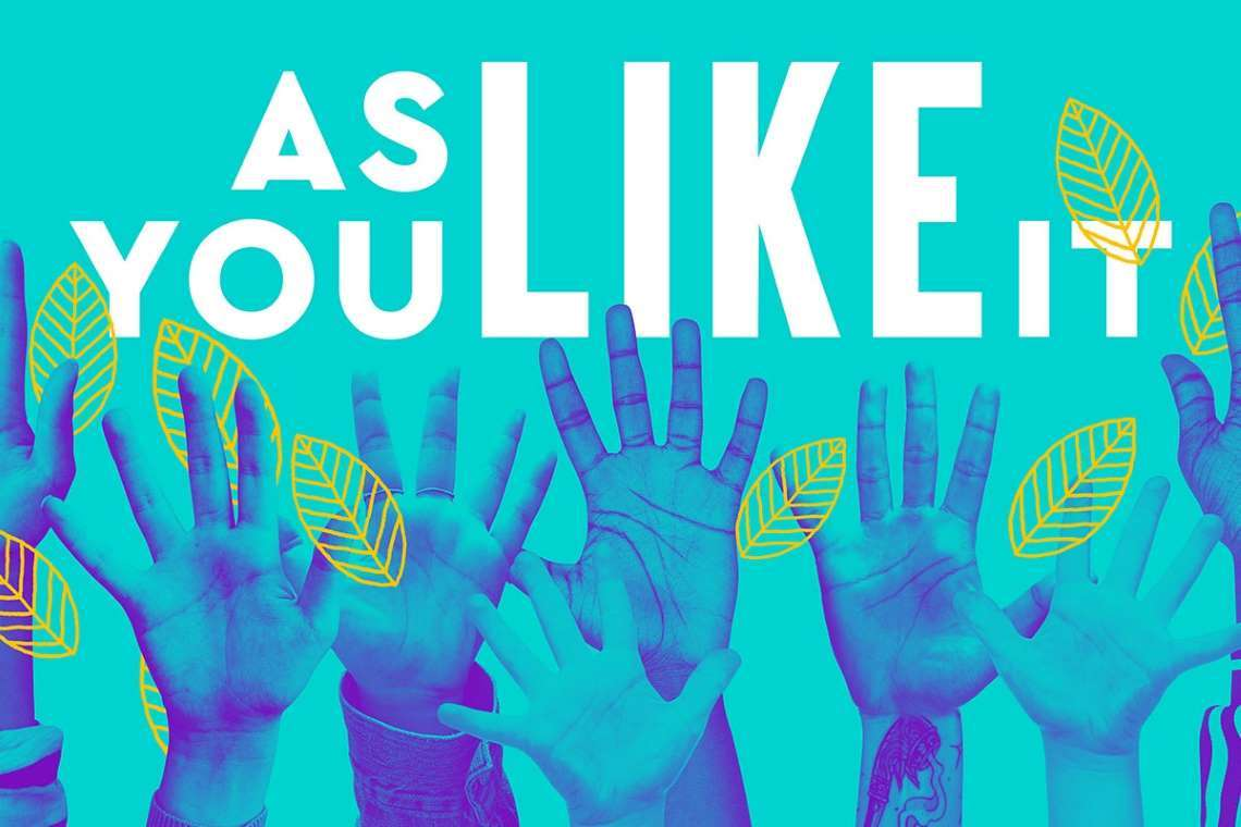 promo artwork for As you Like It