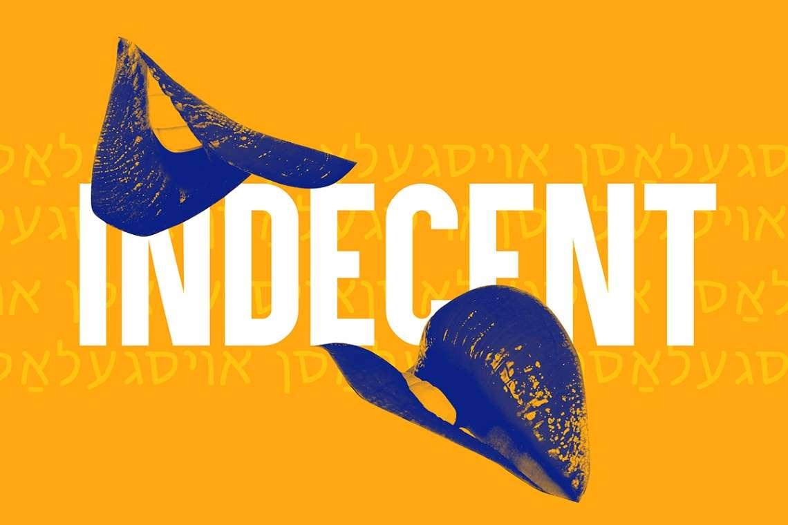 promo artwork for Indecent