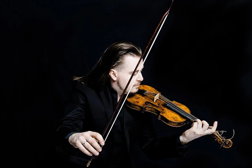 violinist and countertenor Dmitry Sinkovsky