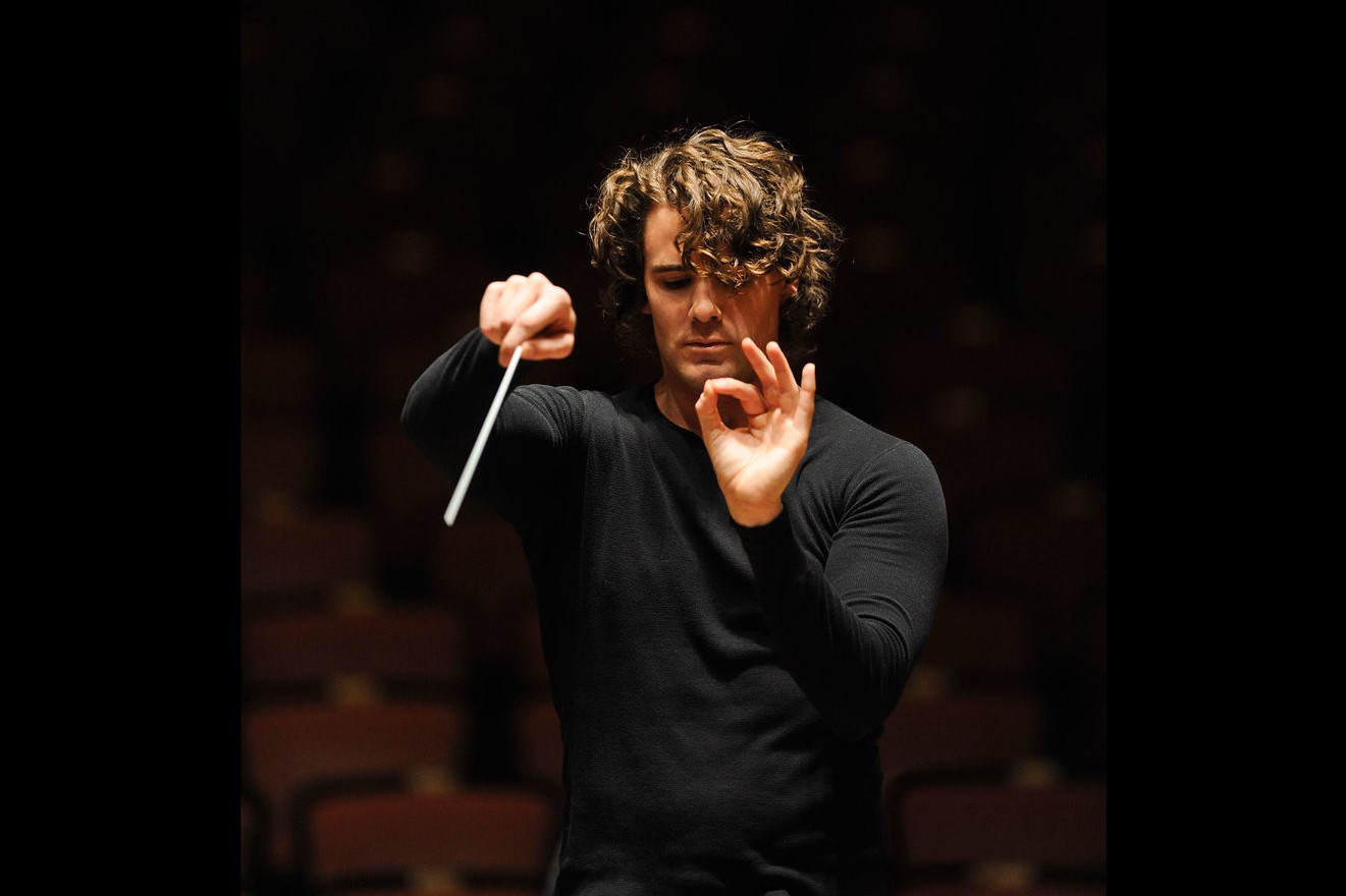 Conductor of Beethoven V. Coldplay Steve Hackman