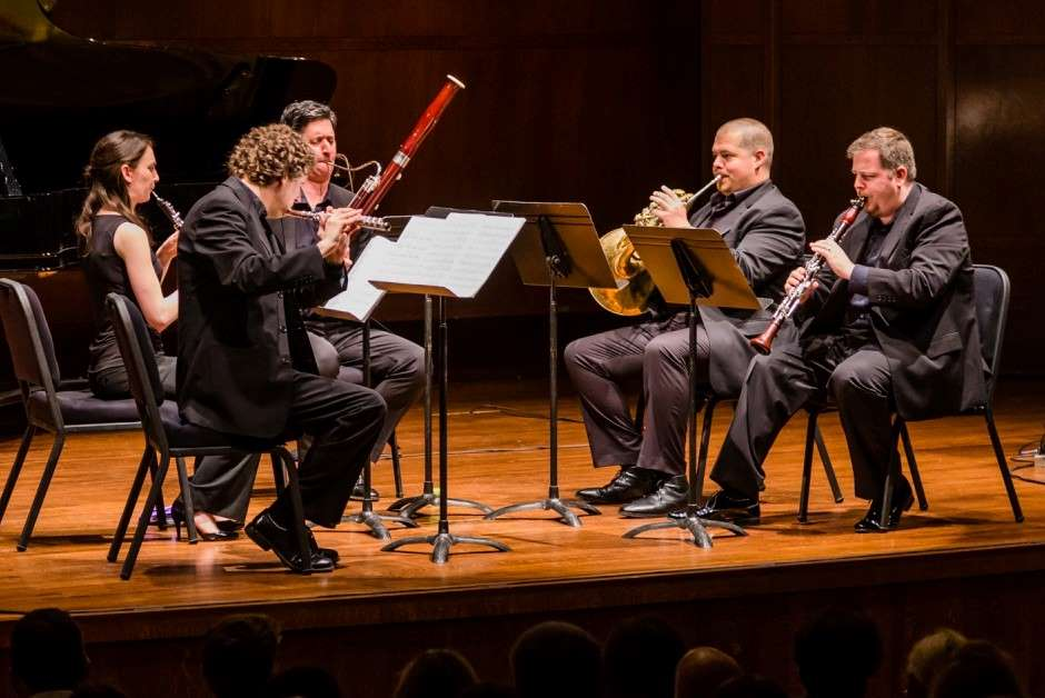 Seattle Symphony's Chamber Series performance