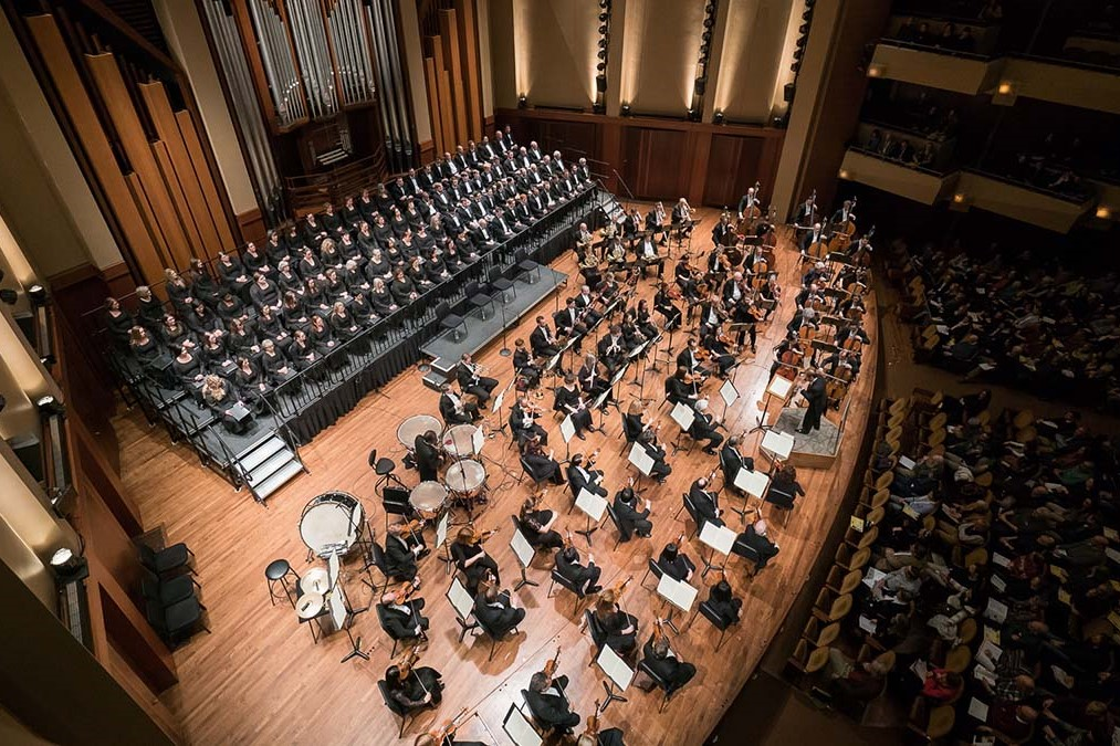 Seattle Symphony and the Choral