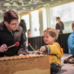 Seattle Symphony's Tiny Tots Series