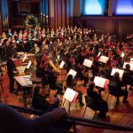 Seattle Symphony during Holiday Pops