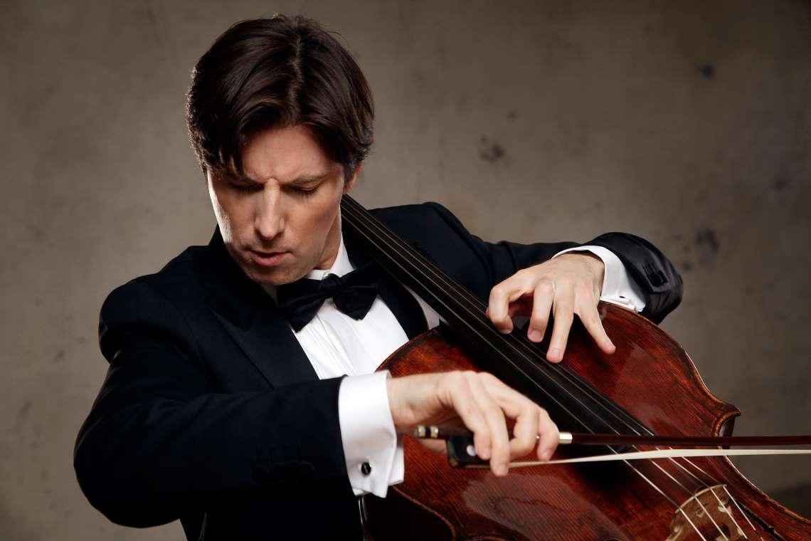 Cellist Daniel Müller Schott