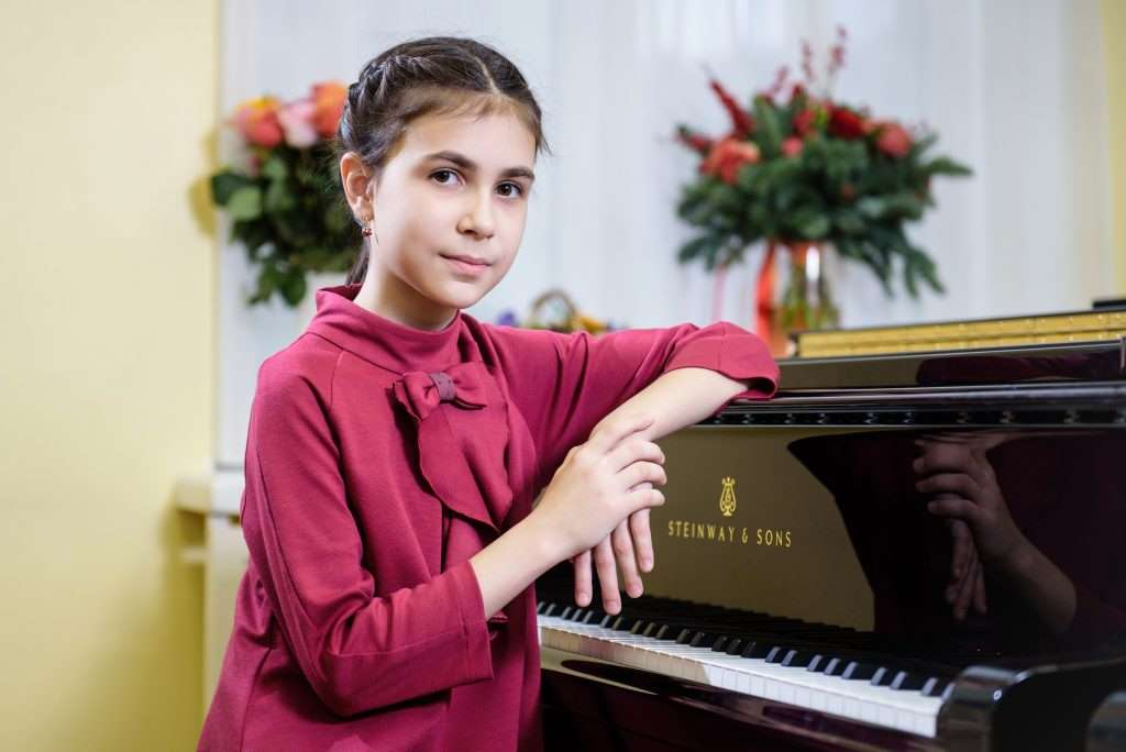pianist Alexandra Dovgan