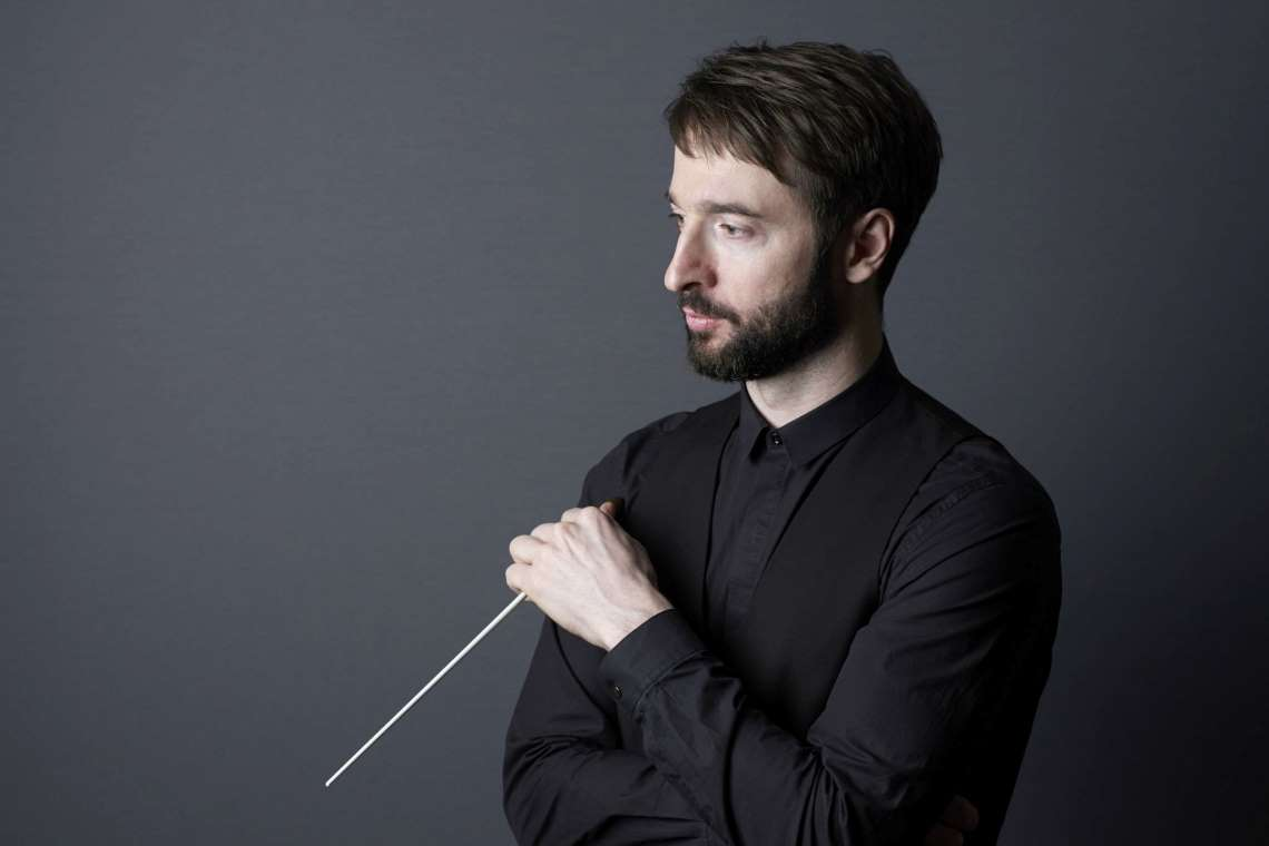 conductor Jules Buckley
