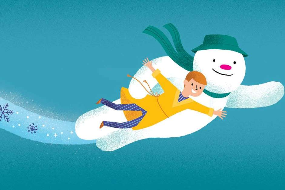 artwork for The Snowman