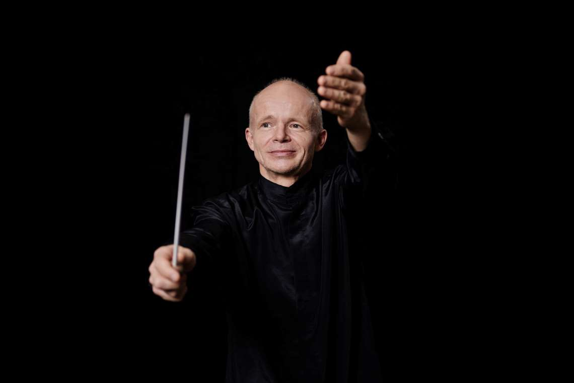 Conductor and violinist Thomas Zehetmair