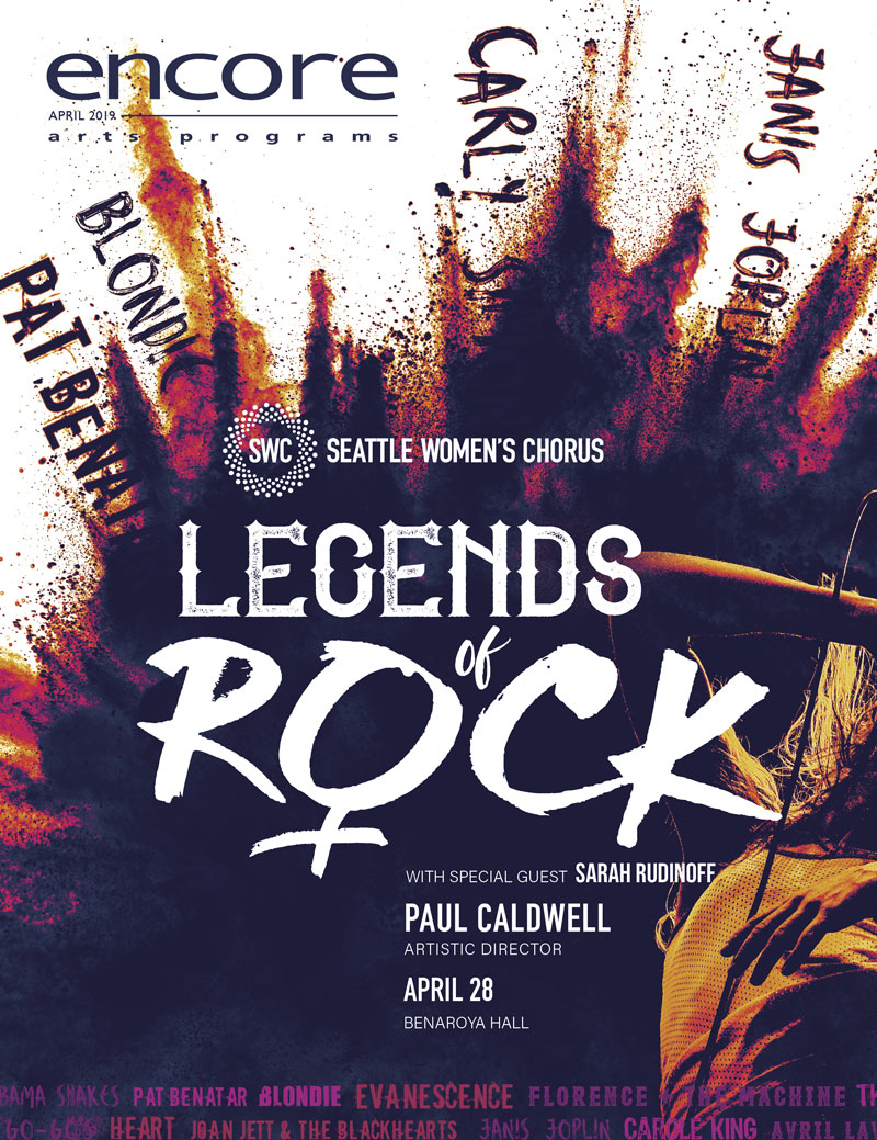 Legends of Rock - Seattle Women's Chorus