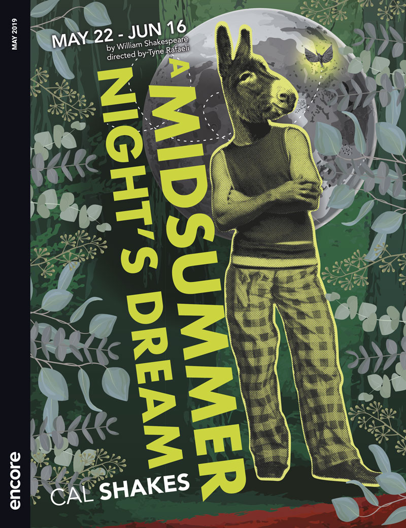 A Midsummer Night's Dream - Cal Shakes